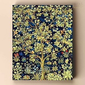 Tree of Life paint by number with frame NEW